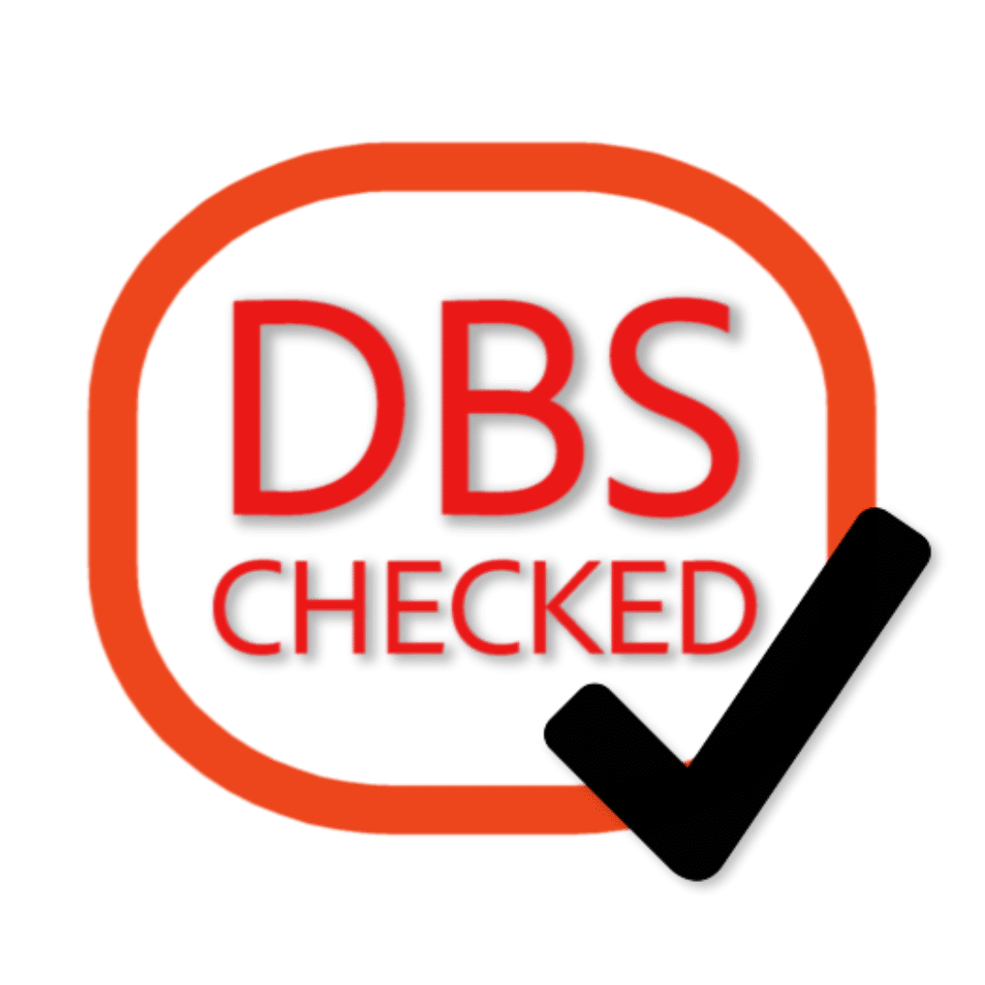 Helping Kids is DBS Checked