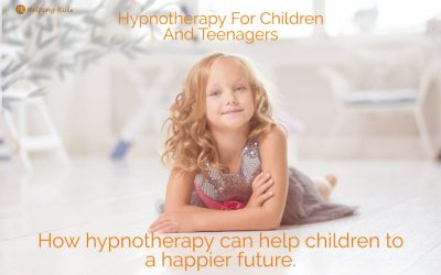 Hypnotherapy For Children And Teenagers