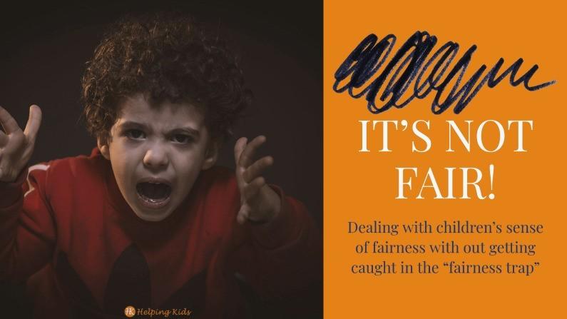 sense of fairness