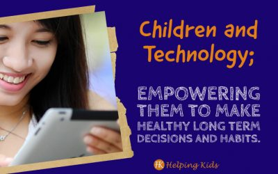 Children and Technology; How to empower your kids